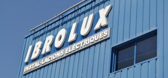 Ibrolux Instalaciones Eléctricas logo
