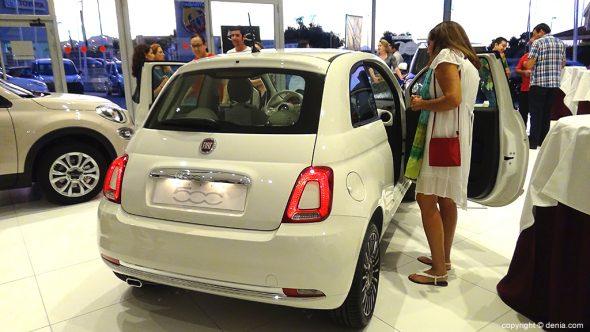 Nuevo vehículo Fiat 500