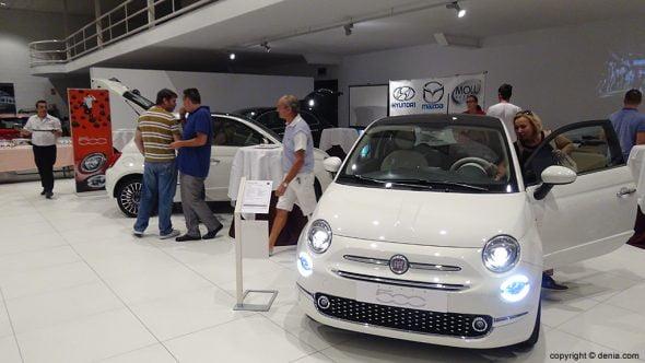 Presentación nuevo Fiat 500