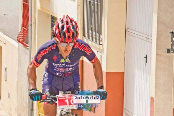 Saoro Moll en el Open de España de Maratón