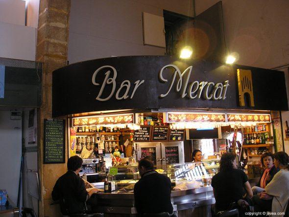 Bar Mercat en Xàbia