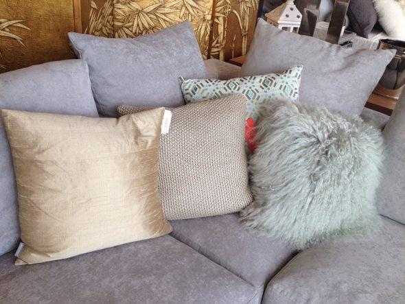 Cojines sofá EstudioDecor