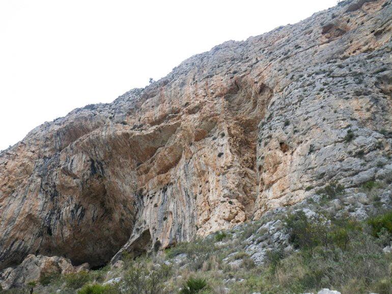 Cueva del Montgó en Xàbia