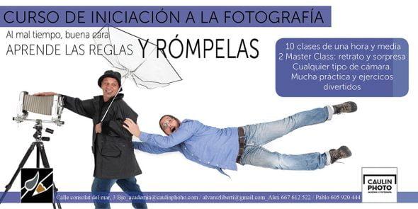 Curso fotografía Caulinphoto