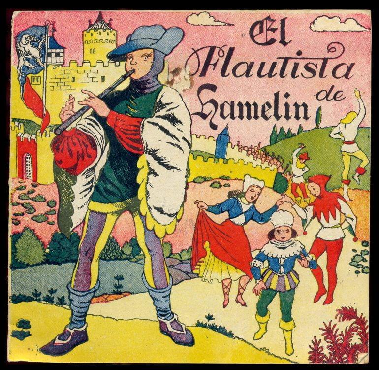 Cuento El flautista de Hamelin