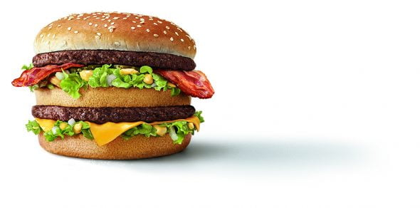 Grand Big Mac Bacon