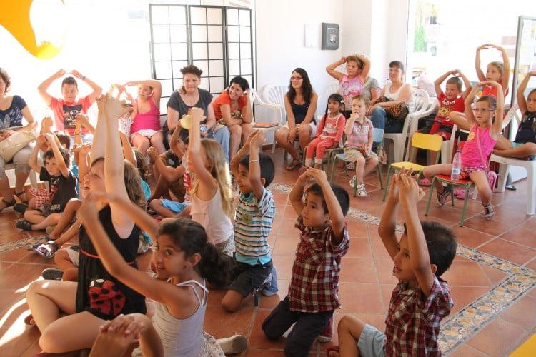 Inauguración Jornadas de la Interculturalidad 2013