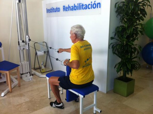 Instituto Rehabilitación
