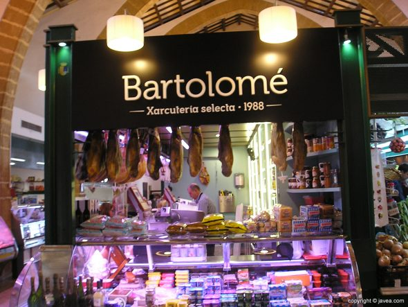 Charcutería Bartolomé