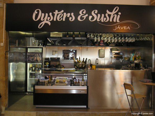 Puesto de Oysters & Sushi