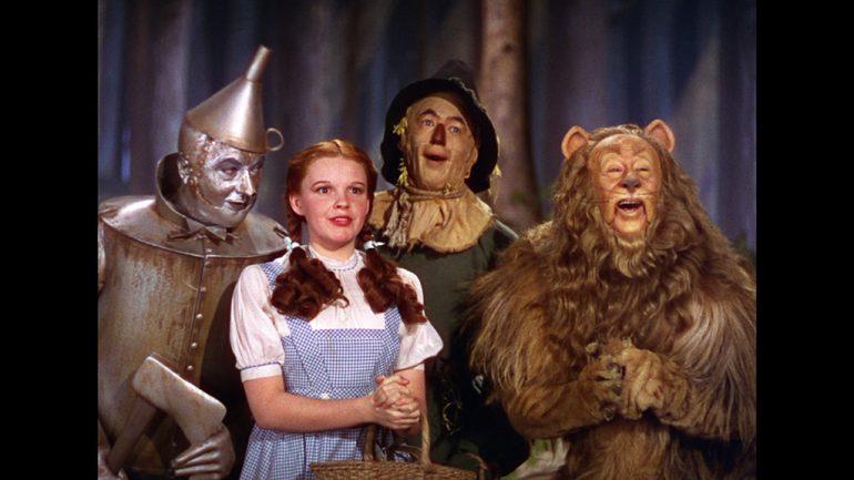 Personajes del cuento del Mago de Oz