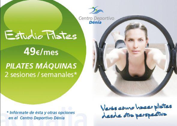 Pilates máquinas Centro Deportivo Dénia