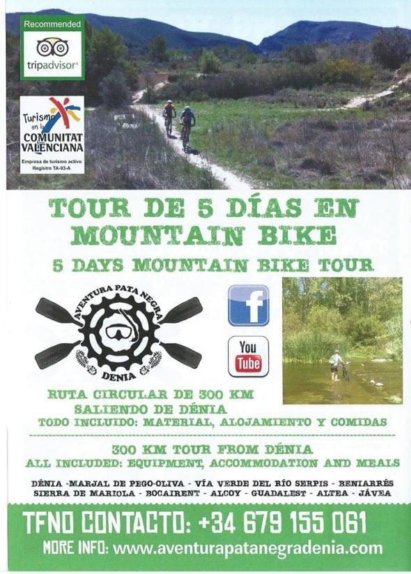 Tour Aventura Pata Negra
