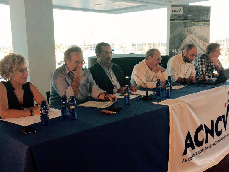 Asamblea de los Clubs Náuticos de la Comunidad Valenciana