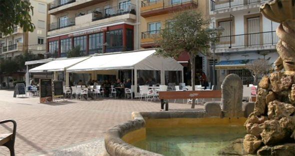 Terraza Restaurante L'Almadrava