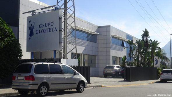 Academia la Glorieta nueva ubicación