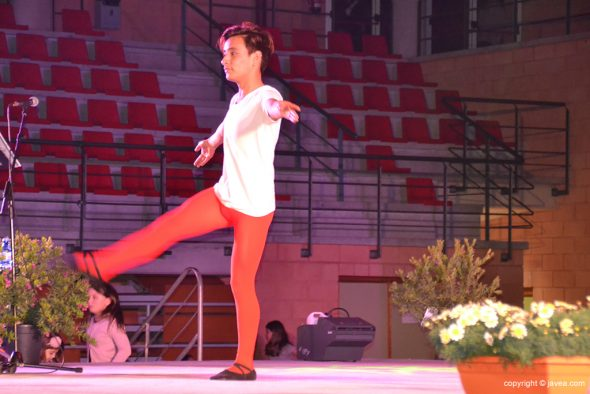 Bailarin clásico