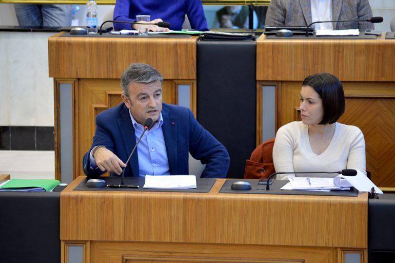 José Chulvi y Carolina Gracia