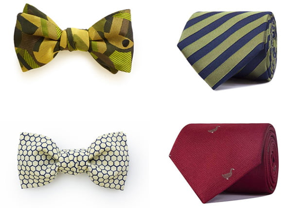 Corbatas y pajaritas Infinity Jewellery & Gentelman