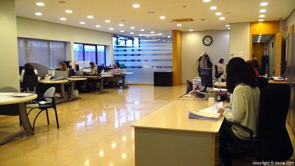 Despachos Academia la Glorieta