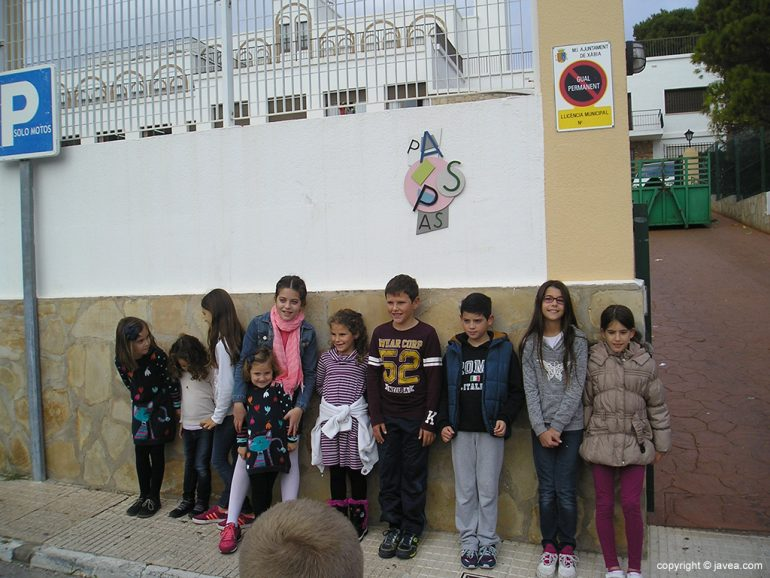 Fin de ruta en el Colegio Mária Inmaculada