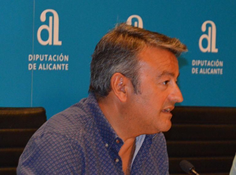 José Chulvi portavoz socialista en la Diputación