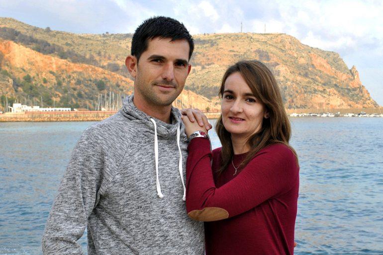 José Manuel García y Mª José Fernández