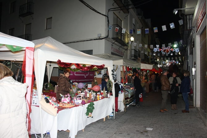 Puestos del Mercat de nadal