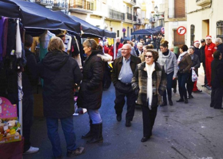 Mercado Navidad en Benitatxell