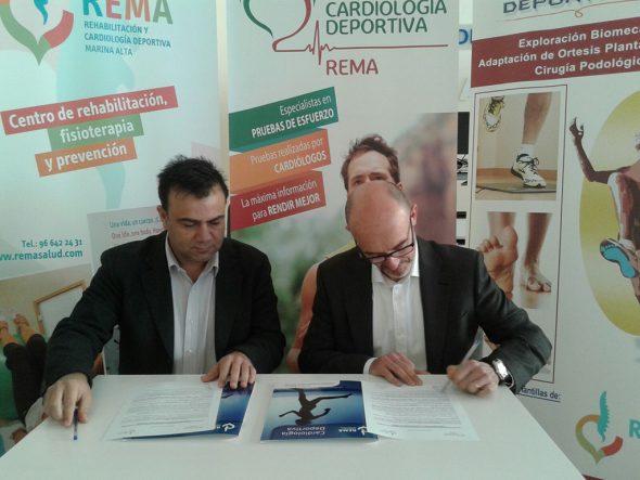 Acuerdo Rema con Unión Ciclista Montgo