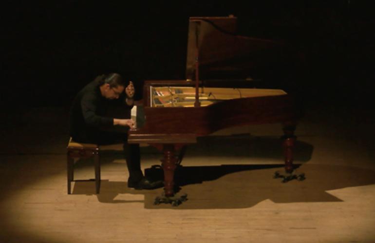 Carlos Bianchini en concierto