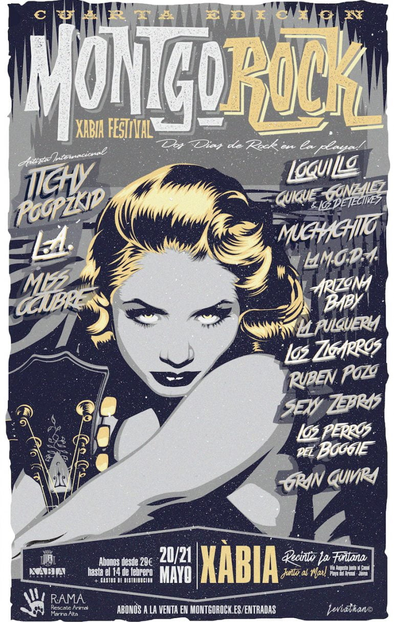 Cartel Montgorock Festival