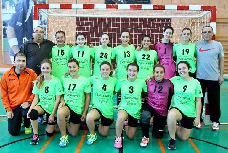 Club Handbol Xàbia Infantil Femenino