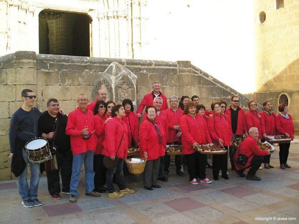 Comisión de San Sebastián en Xàbia