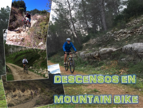 Descensos en Mountain Bike