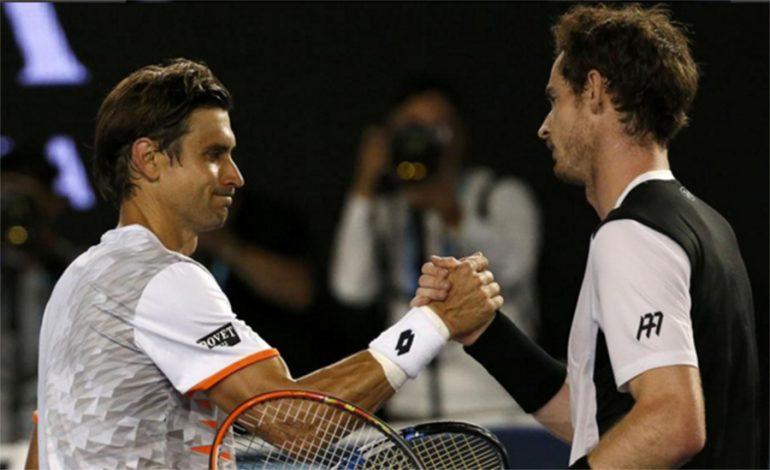 Ferrer felicita a Murray