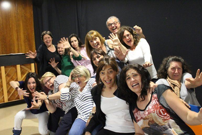 Grupo teatro Xàbia