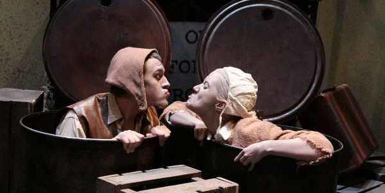 Obra de teatro  Nagg i Nell