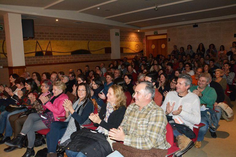 Público asistente a Dijous comedia
