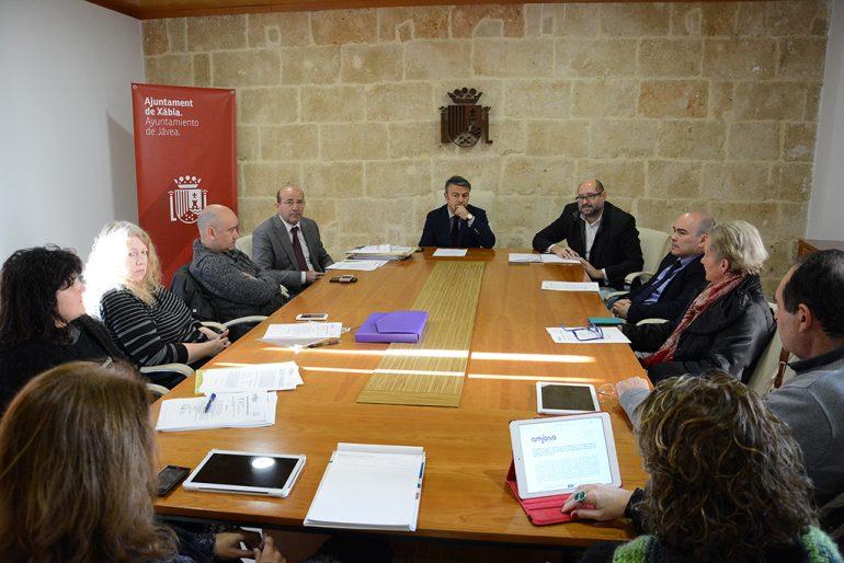Reunión del Consell de AMJASA