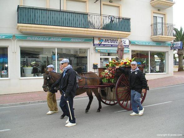Paseando a San Antón