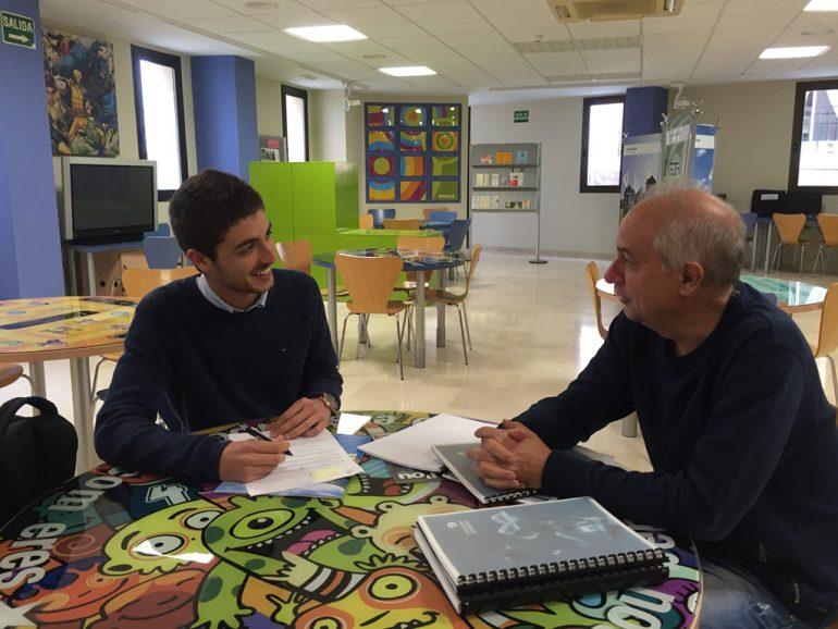 Ximo Segarra y Vicent Buigues