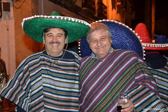 Antonio Miragall y Quico Moragues