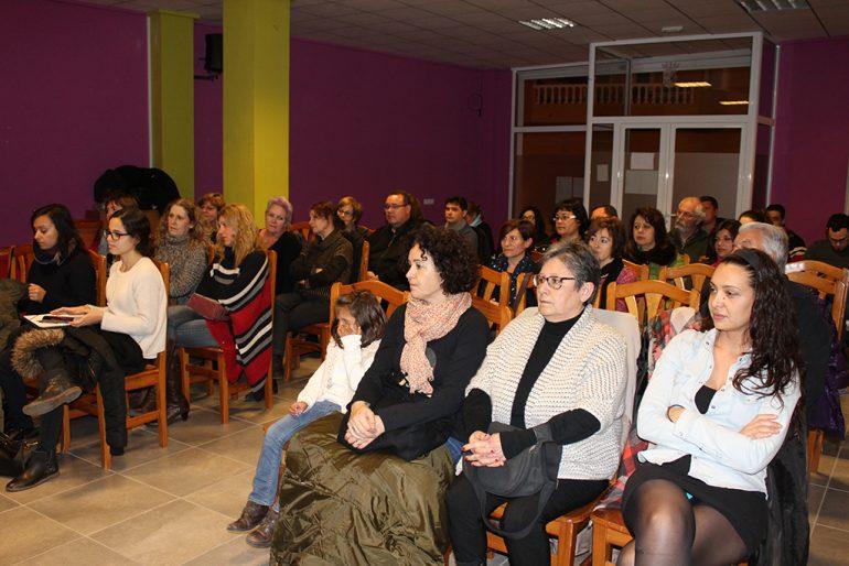 Asistentes a las conferencias en Benitatxell