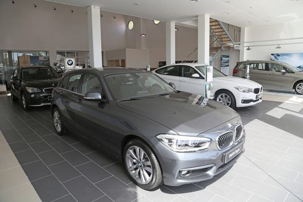 BMW Fersan exposcion