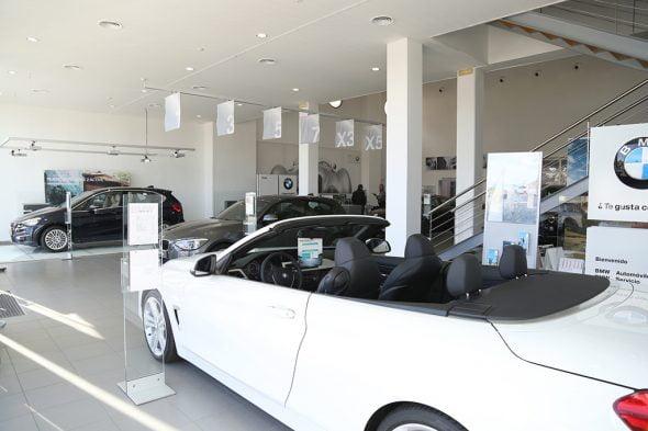 BMW Fersan vehiculos