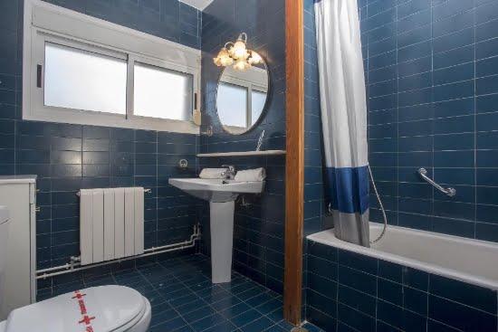 Baño en la casa Dara Sol