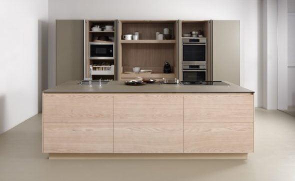 Cocina Dica modelo Milano 45 isla