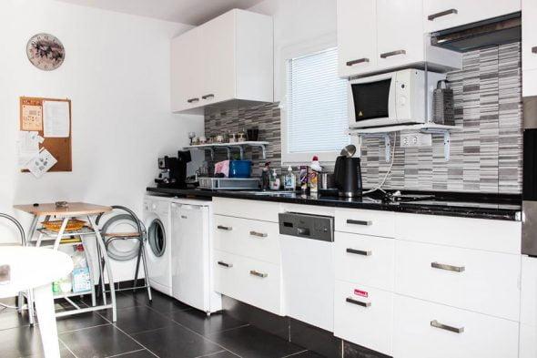 Cocina casa Casa Nova Villas