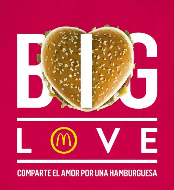 San Valentín en McDonald's